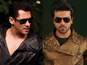 Ram Charan in Salman Khan's production movie