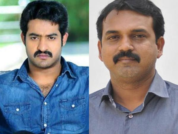 NTR and Koratala Siva