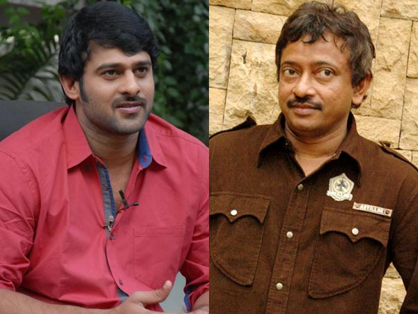 Prabhas and RGV