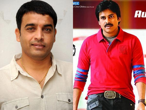 Dil Raju and Pawan Kalyan