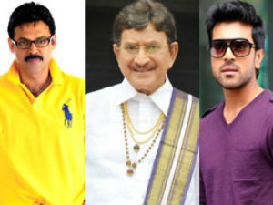 Ram Charan and Venkatesh multistarrer, Krishna turned down