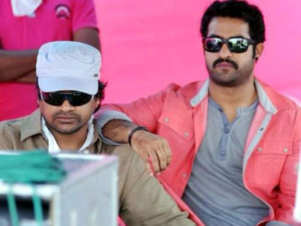 Harish Shankar and JR Ntr