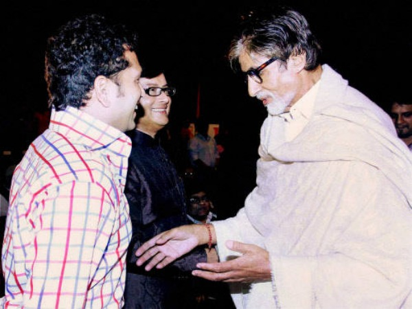 Amitabh Bachchan On Sachin's Retirement