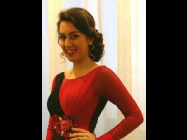 Hansika Loses Wait; Looks Sexy In New Look
