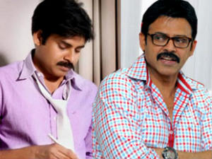 Venkatesh about his combination with Pawan