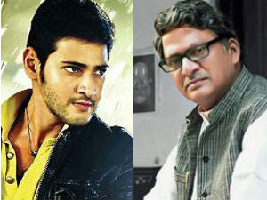 RAJENDRA PRASAD to play Mahesh Father Role in Aagadu