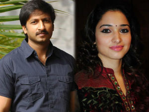 Gopichand next with Tamanna