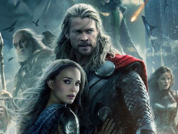 Thor 2: The Dark World Release Date In India