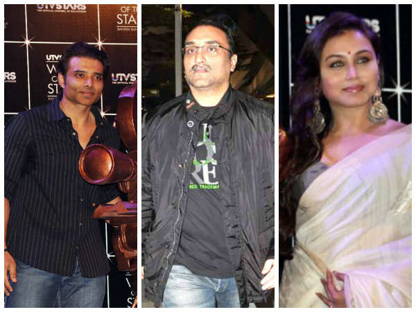 Uday Chopra Prefers To Stay Mum On Aditya-Rani's Relationship