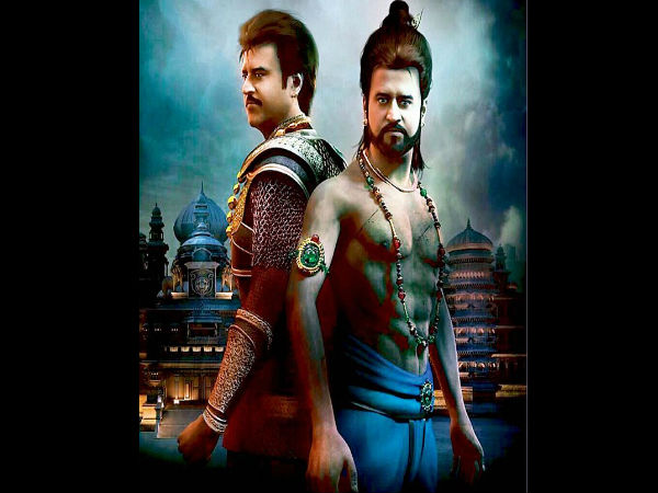 Rajinikanth's Kochadaiyaan in April