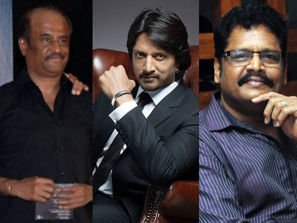 I'm Not Directing Rajinikanth, But Sudeep: KS Ravikumar