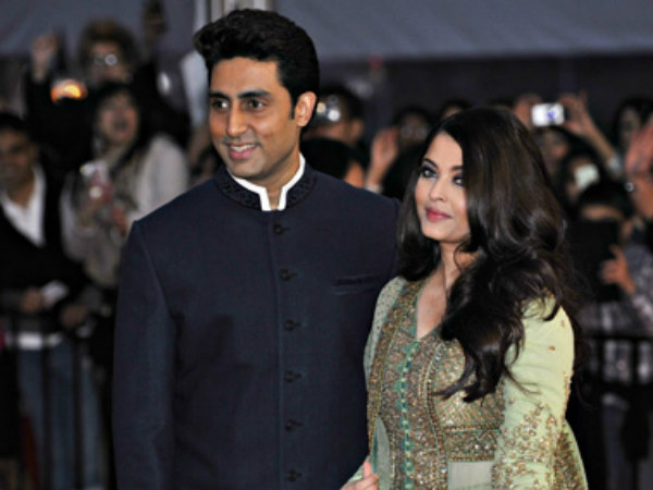 ishek Bachchan not interested to talk about Aaradhya