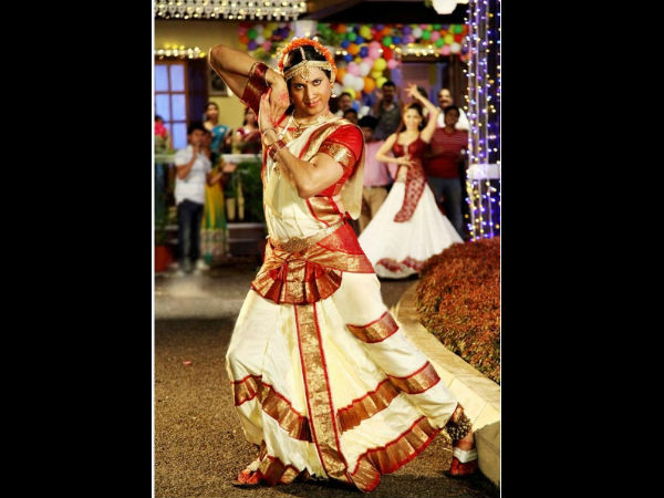 Sumanth Lady getup in Emo Gurram Egaravachu