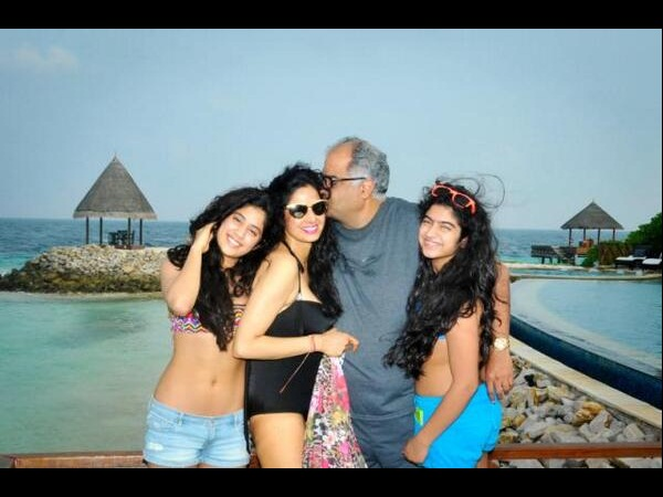 Sridevi shockd about Swimsuit Pics