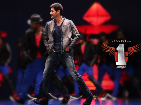Mahesh Babu's 1-Nenokkadine goes global