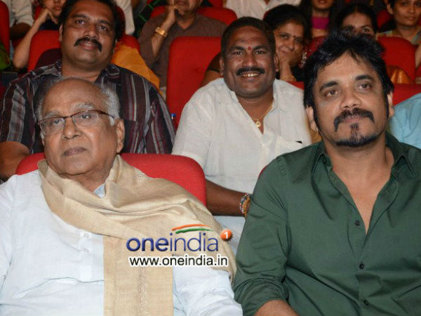 My Father ANR's Positive Spirit Helping Him Recover Faster: Nagarjuna