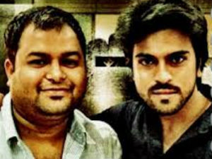 Thaman music for Ram Charan