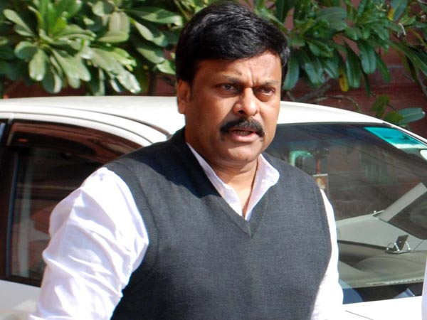 150th film after elections, Says Chiru