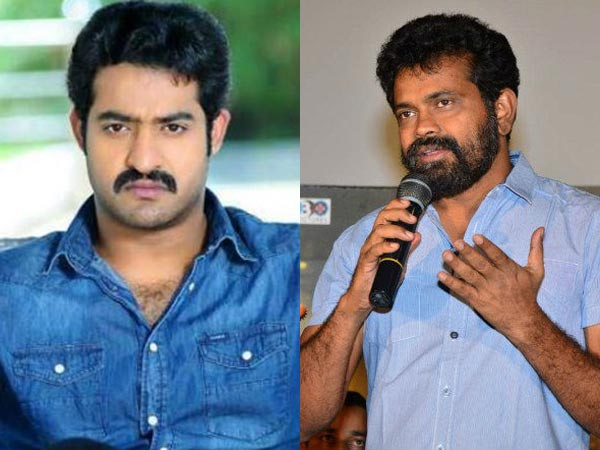 NTR - Sukumar film to go to sets in April