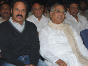 Balayya missed for homage to ANR