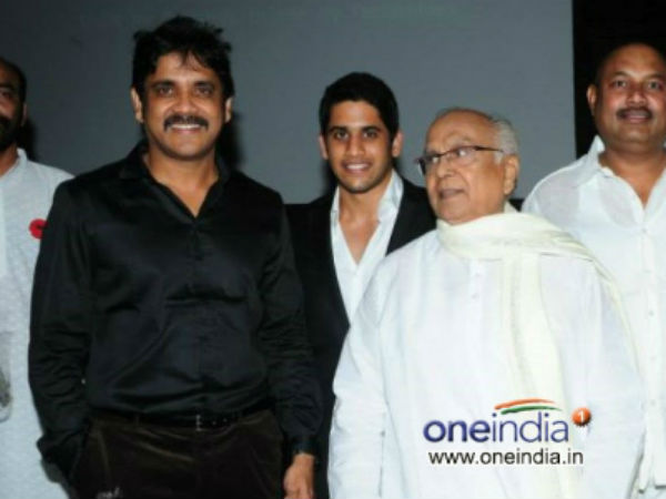 Manam Will Be A Befitting Send-Off To My Father ANR: Nagarjuna