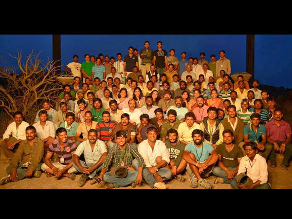 Baahubali movie technical Team