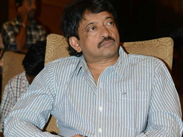 Ram Gopal Varma tweet about Lagadapati pepper spray