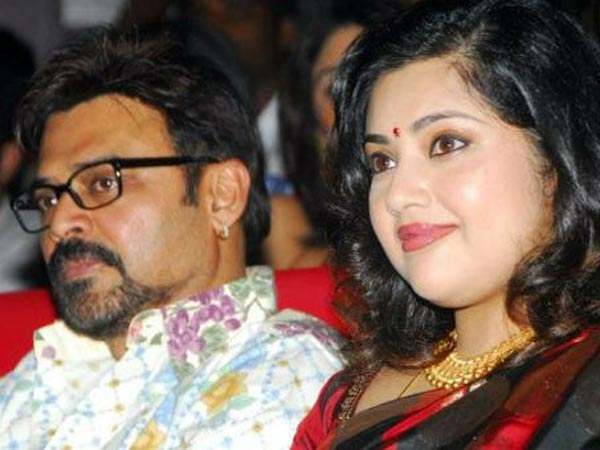Venky and Meena a couple again