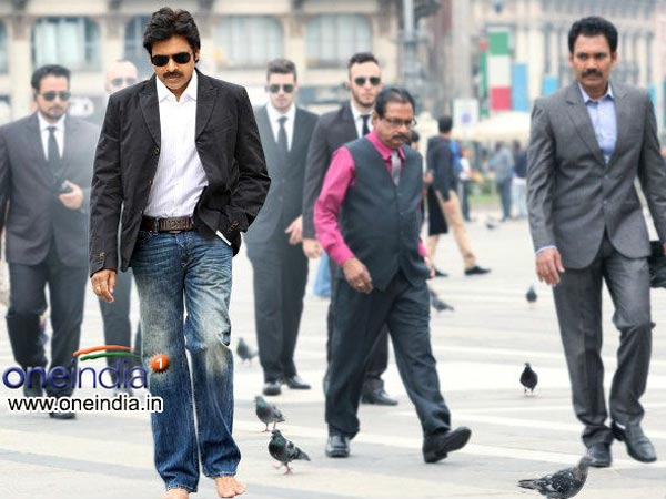 Pawan sent Ali a black blazer he used in AD as gift