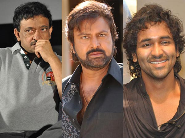 RGV and Mohan Babu's 'Rowdy' first look