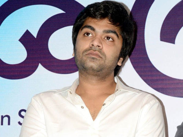 Simbu Cries As 'She' Leaves His Home