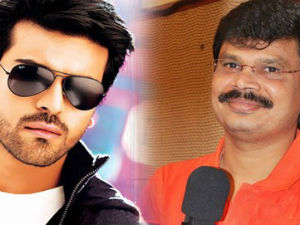 Ram Charan as a college student in Boyapati's next