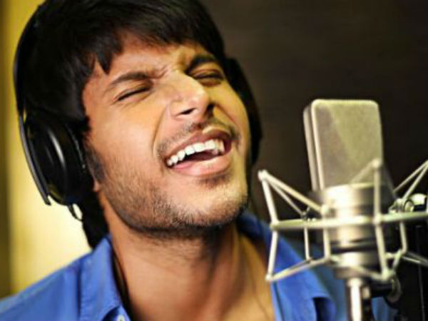 Hero Sundeep Kishan turns singer
