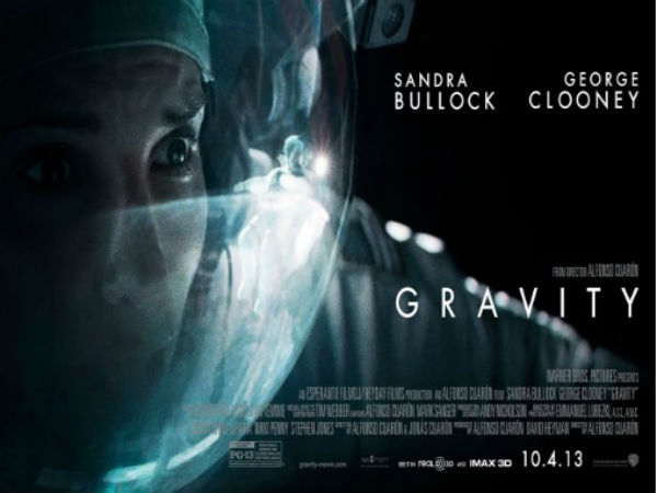 Gravity - Best Picture - Oscars 2014
