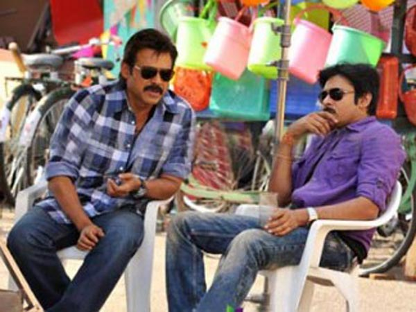 Pawan-Venky title tension