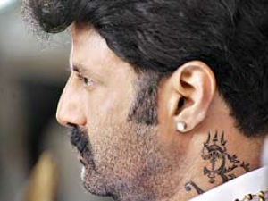 What is there in Balakrishna's Tattoo?