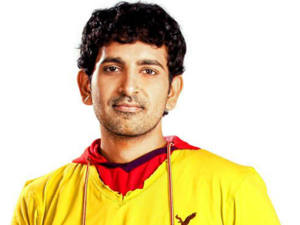 """Mahesh Babu is my inspiration,"" Krishna Madhav says"