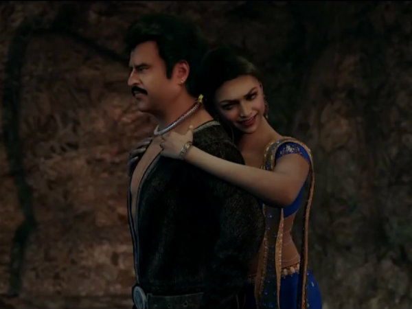Telugu rights of Kochadaiyaan for 28 crores