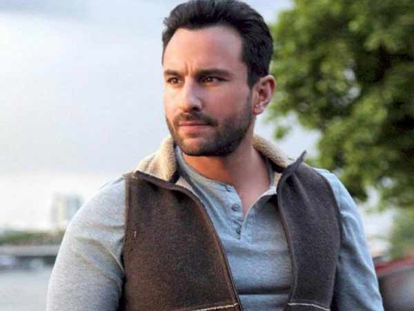 Actor Saif Ali Khan charged with manhandling NRI