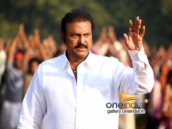 Mohan Babu deny rumours about their political entry