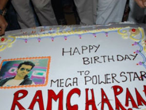 Ram Charan birth day