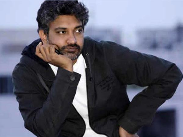Rajamouli's Bahubali in night shoot