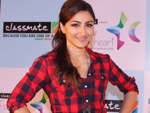 If you don't vote, you don't have the right to complain: Soha Ali Khan