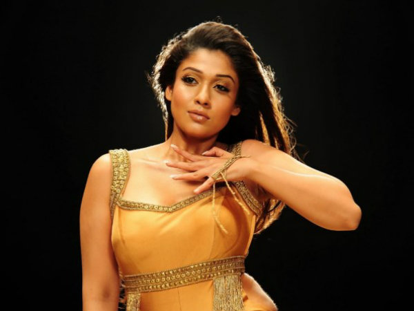 Nayantara don't want to work with seniar Hero's