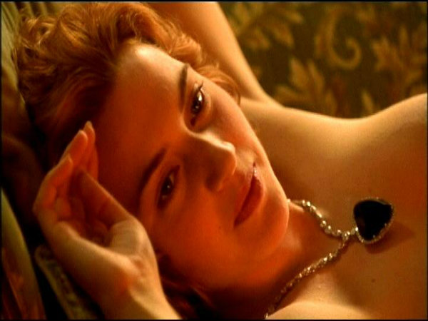 Kate Winslet can't autograph her nude Titanic pic