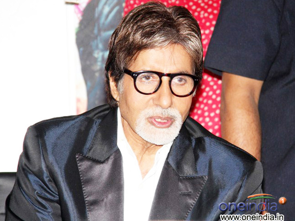 Won't return to politics, says Amitabh Bachchan
