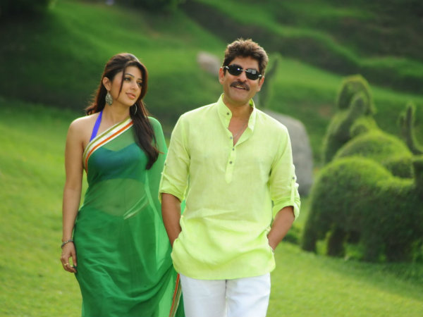 Jagapathi Babu's 'April Fool' to release on May 10th