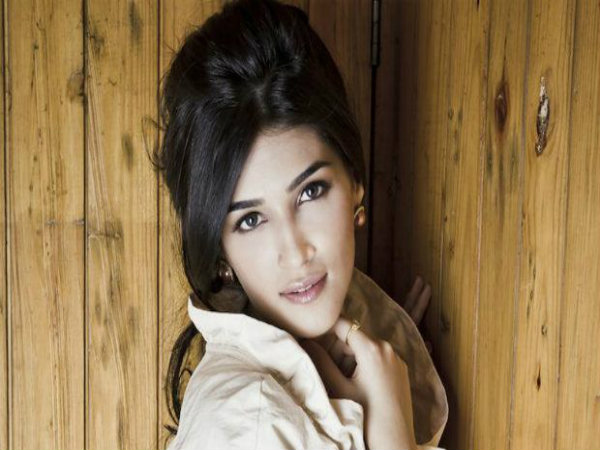 Kriti Sanon in Ram Charan and AlluArjun Movie