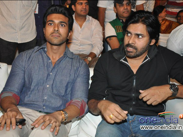 Is Ram Charan to use Pawan's power in his next?