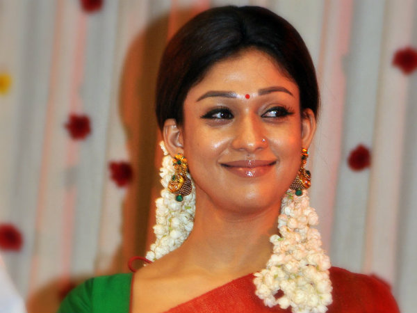 Nayanatara remuneration for 'Anamika'